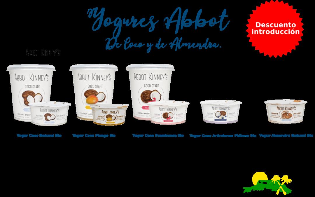 Promoción introducción Yogures Abbot kinneys