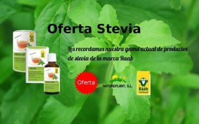 Oferta Stevia Raab