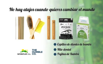 The Humble Co. Productos de higiene dental respetuosos con el medio ambiente