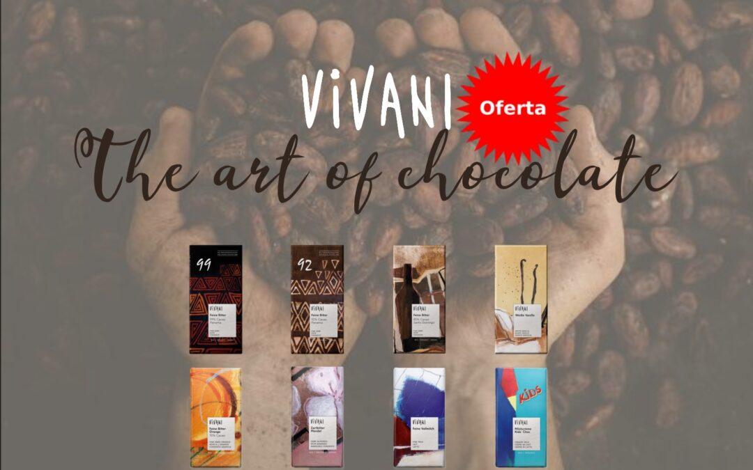 Ofertas Vivani e iChoc
